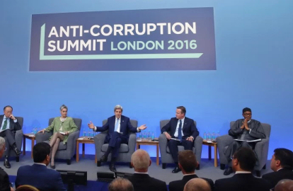 Gibraltar 'walks tall' at anti-corruption summit