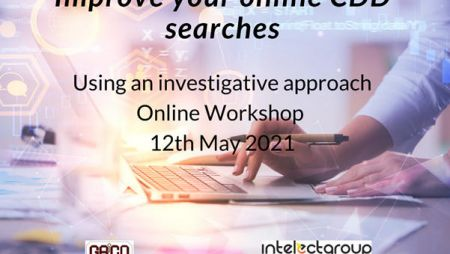 12th of May - Improve your Online CDD Searches - Using an investigative Approach